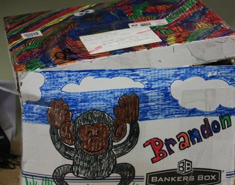 Box from Brandon