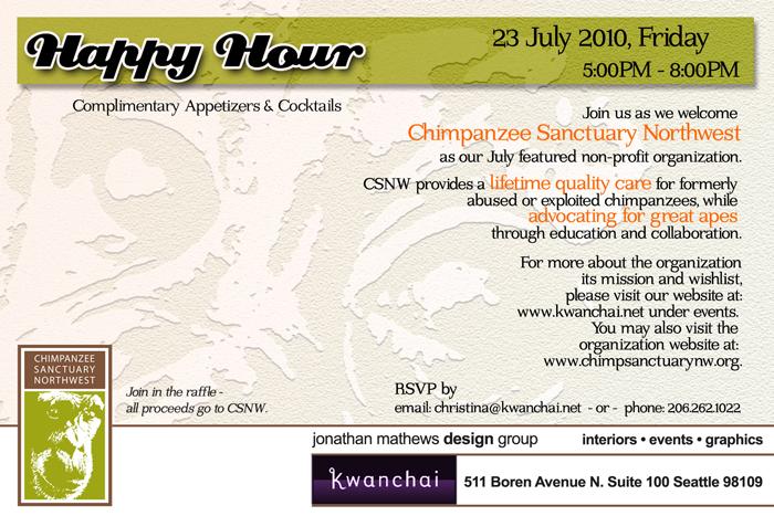 kwanchai happy hour invite