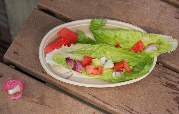 guacamole boat