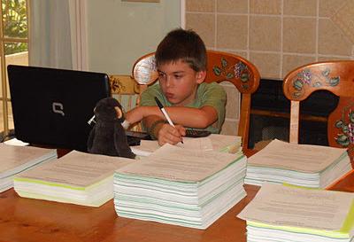 brandon letter writing