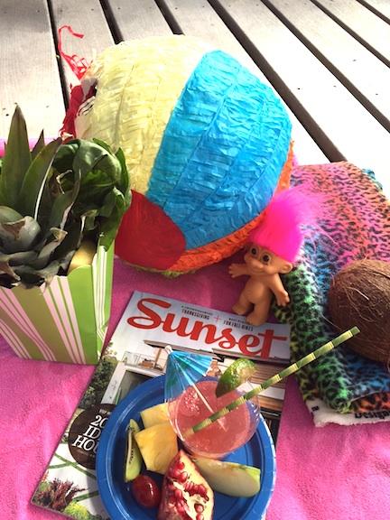 summer lovin set-up